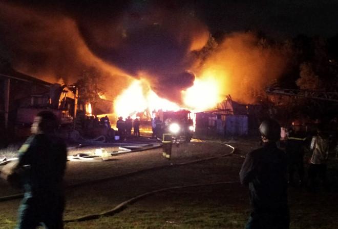 Bảo hiểm cháy nổ kho dầu nhớt 2019