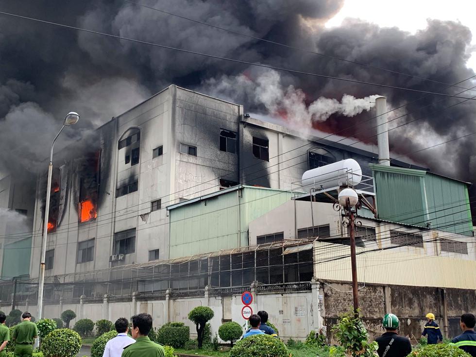 Bảo hiểm cháy nổ bắt buộc khu công nghiệp