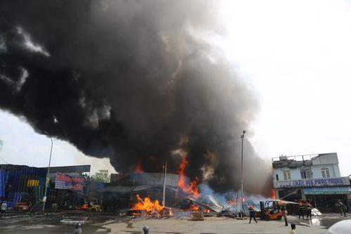 Hướng dẫn giám định bồi thường bảo hiểm cháy nổ