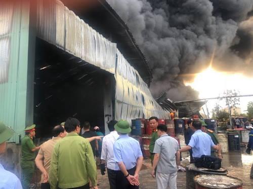 bảo hiểm cháy nổ xưởng nhựa thông