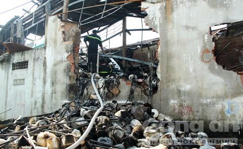 Bảo hiểm cháy nổ bắt buộc công ty dệt
