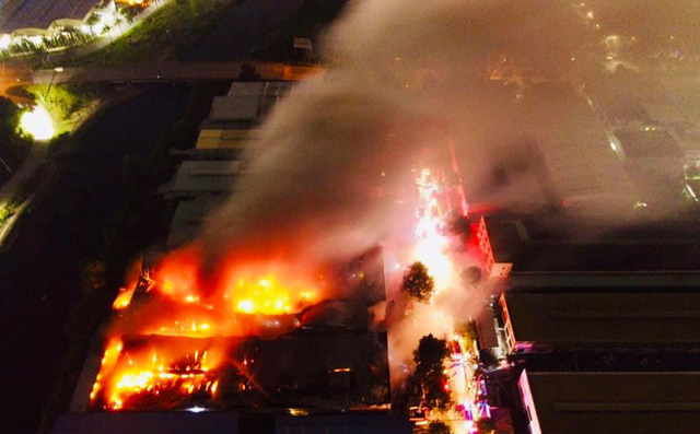 bảo hiểm cháy nổ bảo nhiêu tiền