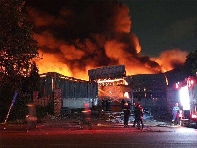 bảo hiểm cháy nổ kho hàng