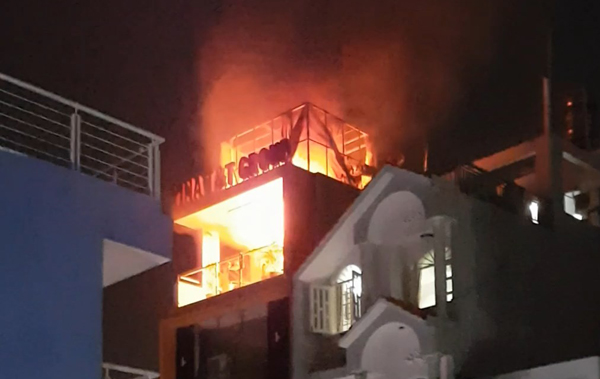 giá bảo hiểm cháy nổ bắt buộc ngành in