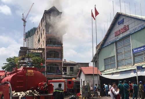bảo hiểm cháy nổ bắt buộc nhà văn phòng