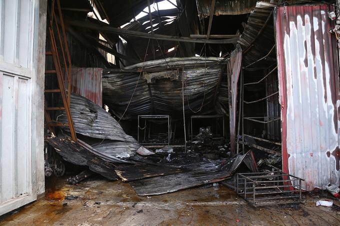 Bảo hiểm cháy nổ khi thi công hàn xì