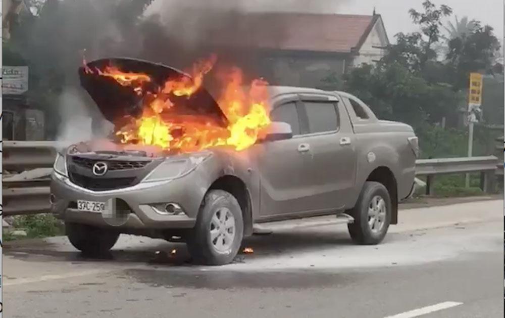 Bảo hiểm cháy nổ xe ô tô
