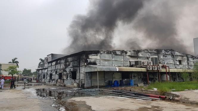Bảo hiểm cháy nổ sản xuất dược phẩm