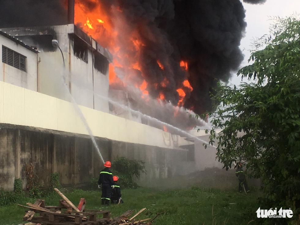 Bảo hiểm hỏa hoạn rủi ro nhà xưởng