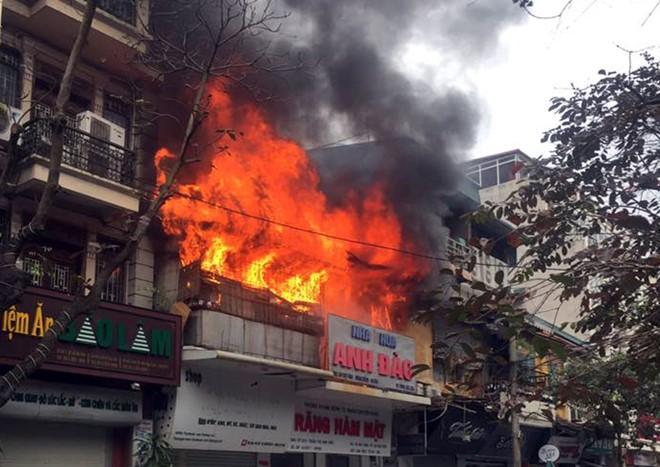 bảo hiểm cháy nổ bắt buộc phòng khám đa khoa