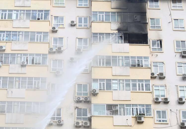 Bảo hiểm hỏa hoạn nhà ở chung cư