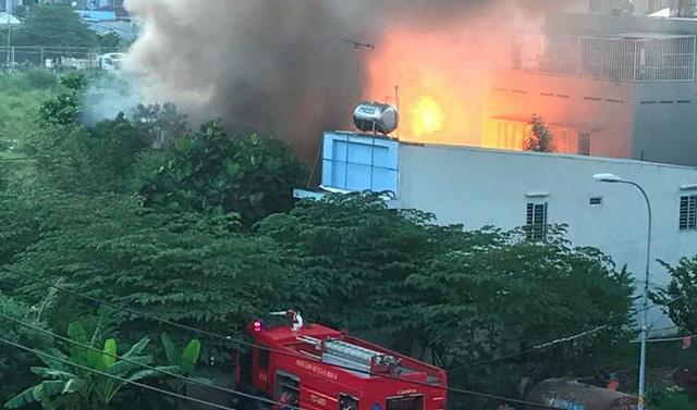 bảo hiểm phòng cháy cửa hàng ga