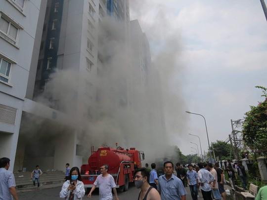 mua bảo hiểm hỏa hoạn cho căn hộ