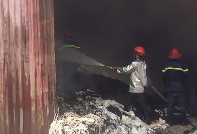 Mua bảo hiểm cháy nổ nhà kho
