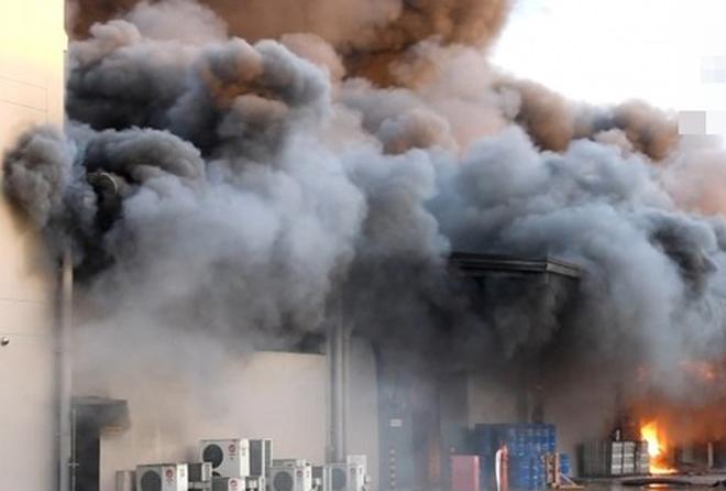 Bảo hiểm phòng chống cháy nổ