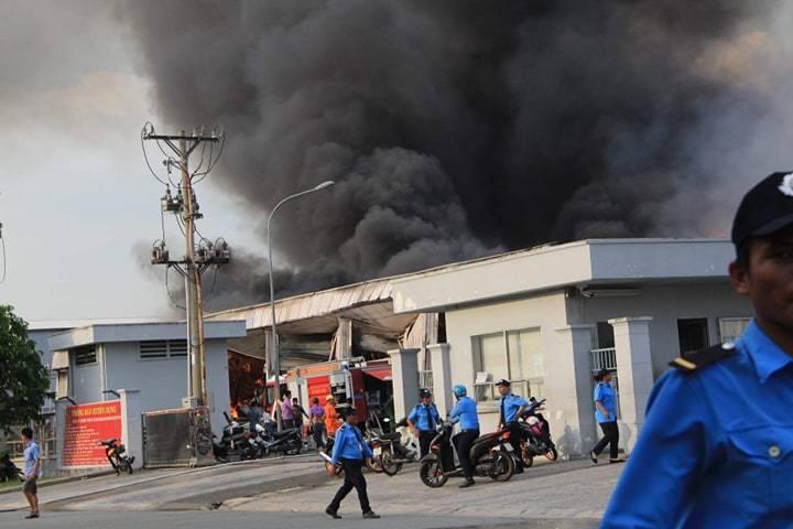 Bảo hiểm cháy nổ nhà xưởng công ty năm 2019