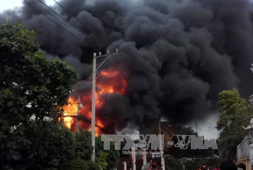 giá bảo hiểm cháy nổ bắt buộc nhà xưởng