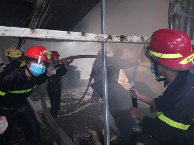 công ty bảo hiểm cháy nổ tài sản