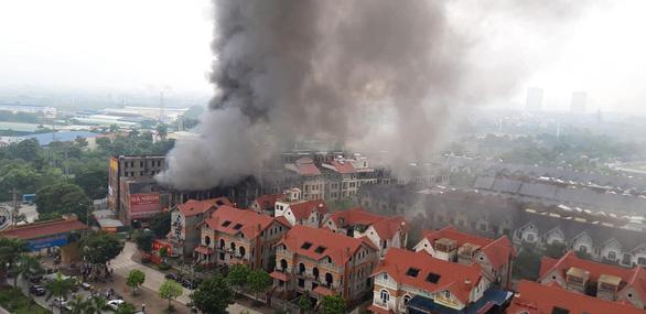 Bảo hiểm cháy nổ bắt buộc siêu thị 2019