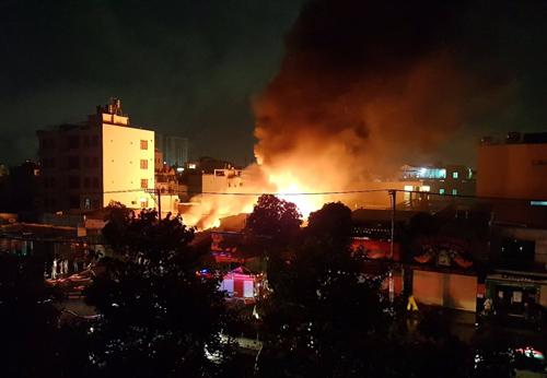 Bảo hiểm hỏa hoạn nhà xưởng 2018 ở tphcm