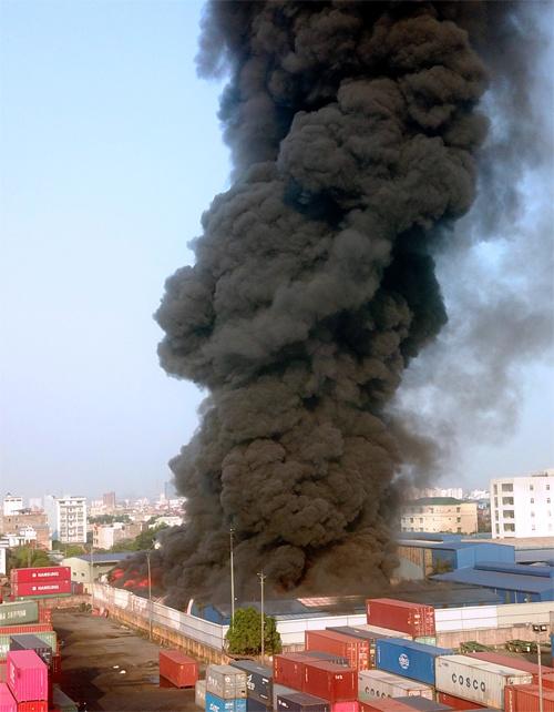 Bảo hiểm cháy nổ bắt buộc công ty ở long an