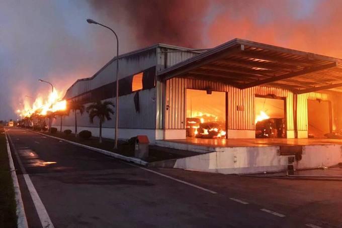 Bảo hiểm cháy nổ nhà máy rượu