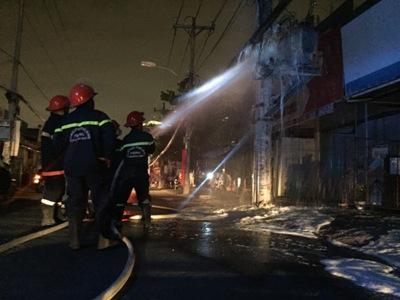 bảo hiểm cháy nổ bắt buộc cáp điện viễn thông