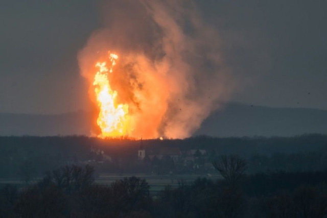 Bảo hiểm cháy nổ công ty khí đốt