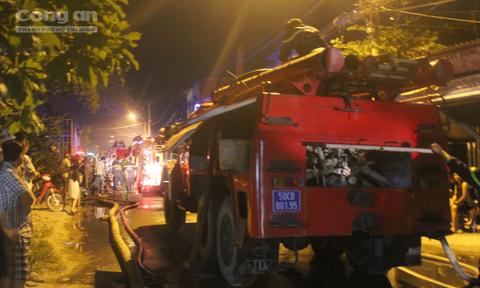 Bảo hiểm cháy nổ bắt buộc công ty