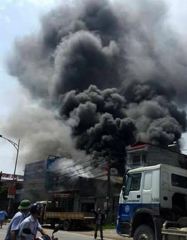 Bảo hiểm cháy nổ bắt buộc xưởng mỹ phẩm