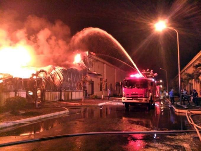 bảo hiểm cháy nổ cửa hàng gas khí đốt