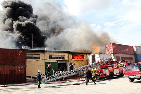 Bảo hiểm cháy nổ nhà kho