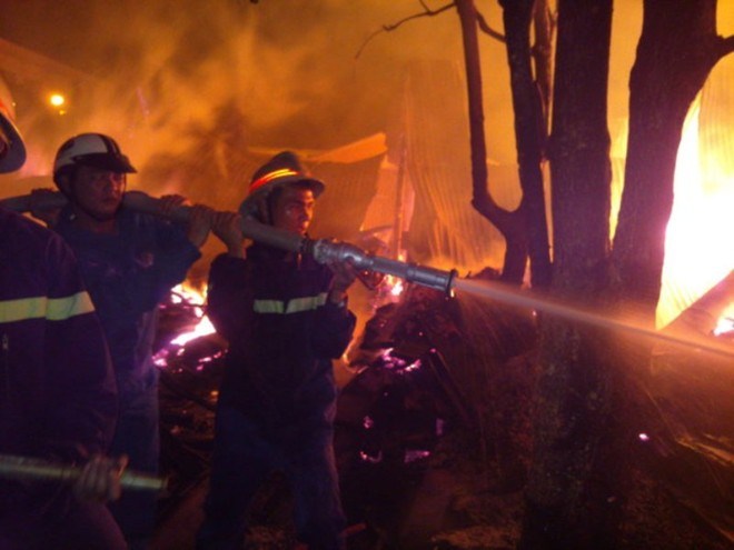 giá bảo hiểm cháy nổ nhà xưởng