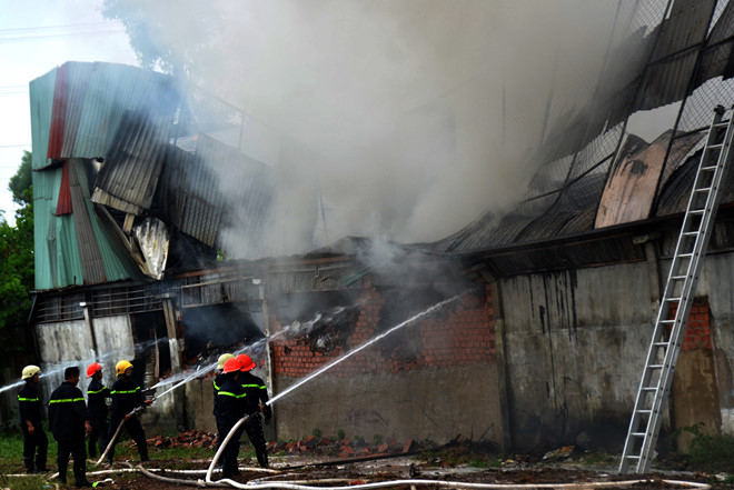 giá bảo hiểm cháy nổ nhà xưởng công ty