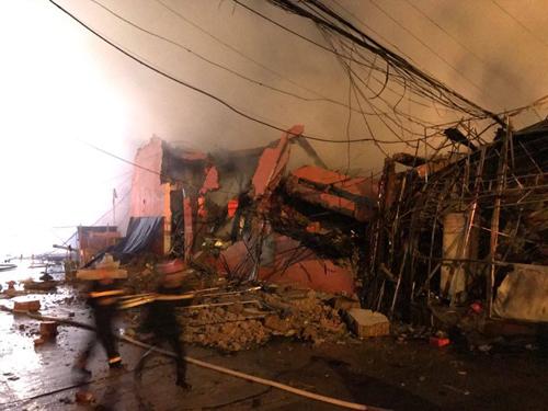 bảo hiểm cháy nổ hàng hóa trong kho