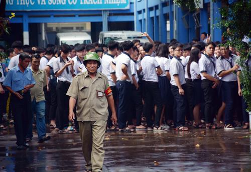 Bảo hiểm cháy nổ trường học ở sài gòn