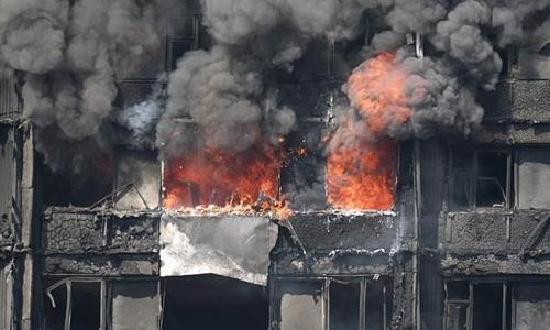giá bảo hiểm cháy nổ toà nhà chung cư