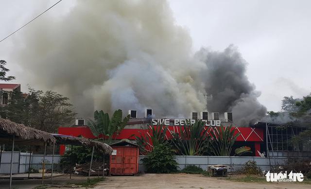 Bảo hiểm cháy nổ bắt buộc quán cà phê
