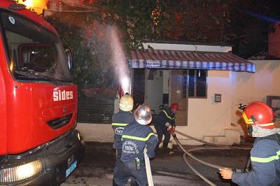 Bảo hiểm cháy nổ nhà ở mới