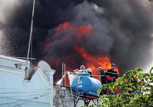 bảo hiểm cháy nổ bắt buộc kho hàng đông lạnh