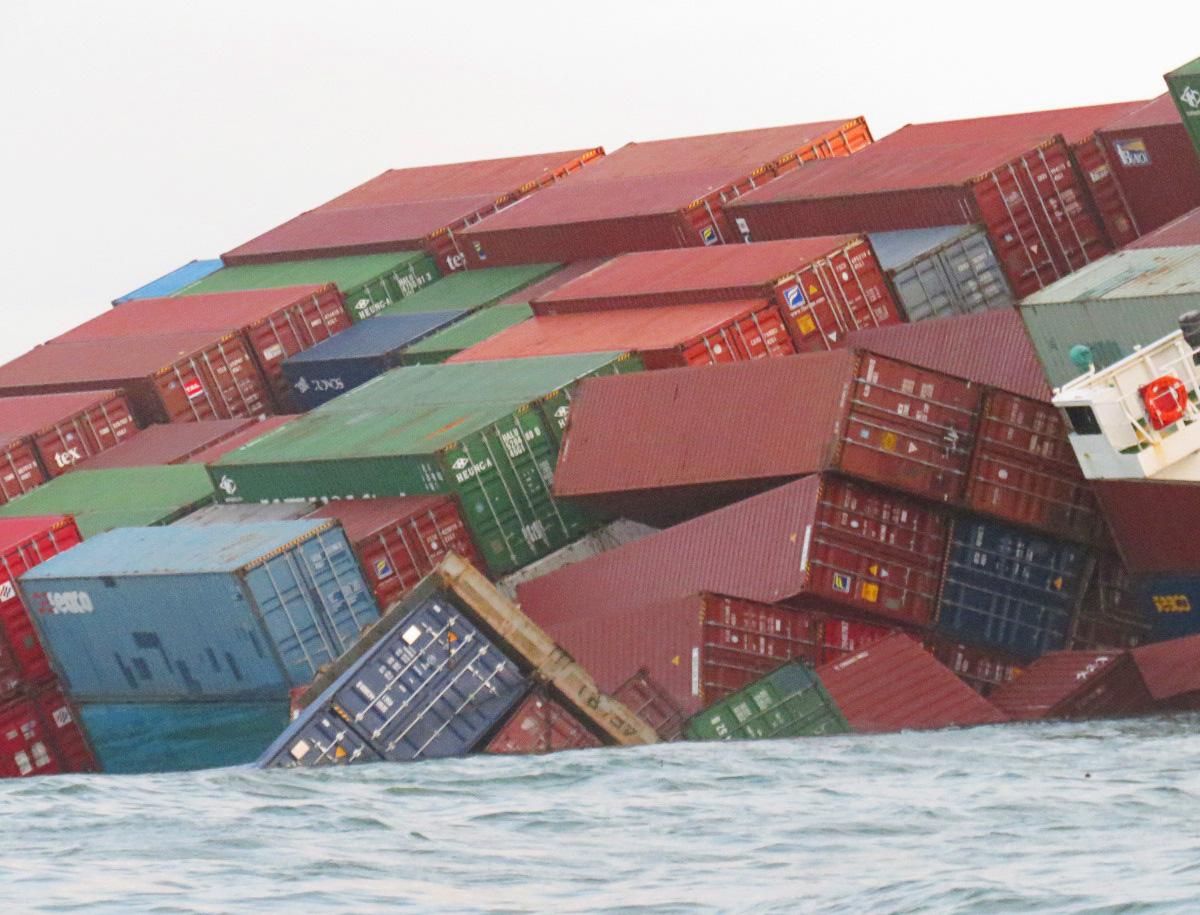 bảo hiểm hàng hóa sắt thép nhập khẩu