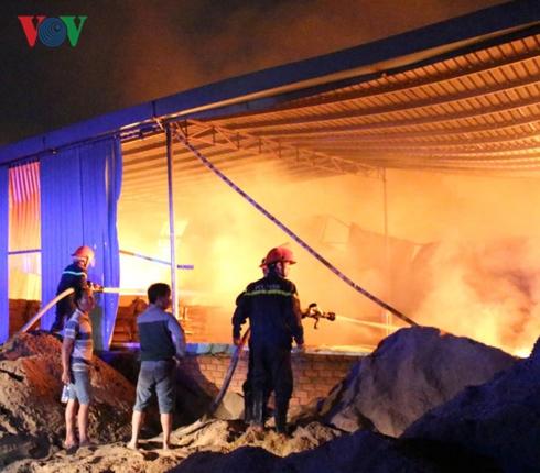 Giá bảo hiểm cháy nổ bắt buộc theo nghị định 23