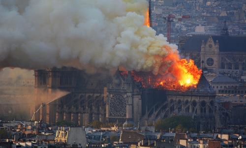 Nhà thờ đức bà có phải mua bảo hiểm cháy nổ không