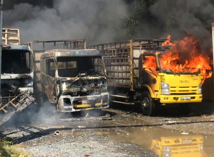 Bảo hiểm cháy nổ bắt buộc kho linh kiện