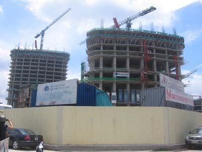 hợp đồng bảo hiểm công trình xây dựng