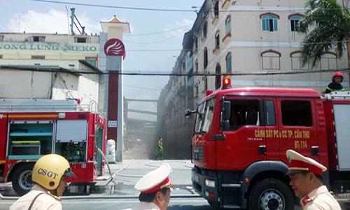 bảo hiểm cháy nổ bắt buộc nhà máy may
