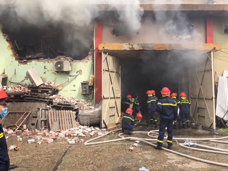 bảo hiểm cháy nổ bắt buộc kho chứa hàng