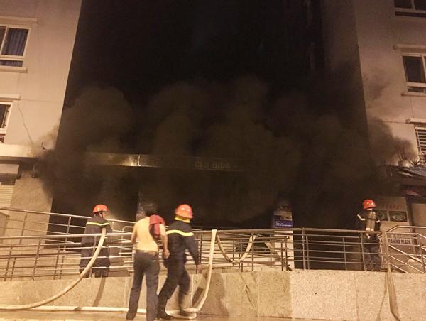 bệnh viện có phải mua bảo hiểm cháy nổ không