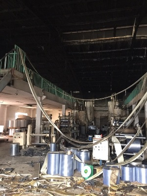 bảo hiểm cháy nổ bắt buộc xưởng nhựa