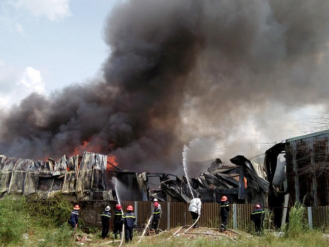 bảo hiểm cháy nổ bắt buộc kho vải